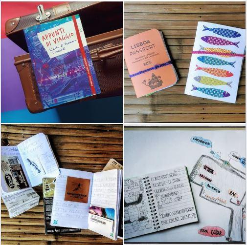 Strade e narrazioni: carnet de voyage - Pino Pace - Laboratorio di scrittura